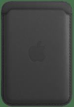 iPhone 12- Läderplånbok med MagSafe