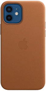 iPhone 12 I iPhone 12 Pro- Läderskal med MagSafe