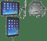 Brodit- Aktiv hållare med cigg-kontakt för Galaxy Tab A7