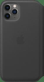 Läderfodral till iPhone 11 Pro