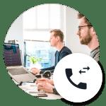 Supportavtal: Telefoni
