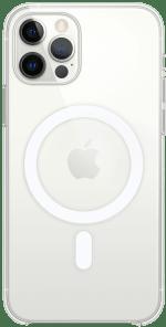 iPhone 12 Pro- Genomskinligt skal med MagSafe