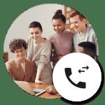 Användarutbildning: Telefoni