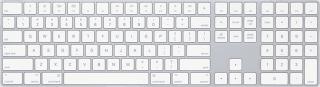 Magic Keyboard Med Numerisk Del
